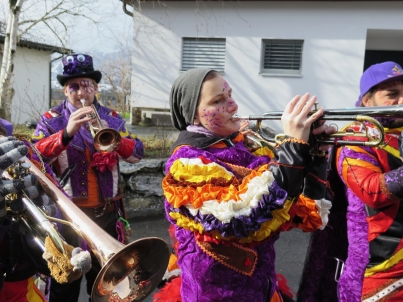 Fasnacht Montag 2018