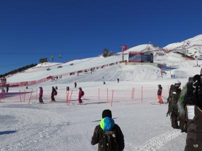 Ski WM - St. Moritz 2017