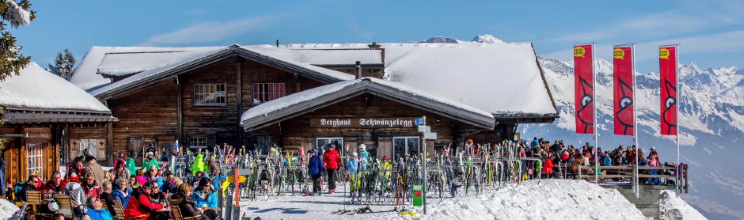 Skigebiet Grüsch - Danusa